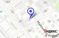 Схема проезда до компании ЕССЕНТУКСКОЕ АТП КУРОРТА в Ессентуках