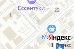 Схема проезда до компании Ставропольпромстройбанк, ПАО в Ессентуках