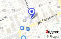 Схема проезда до компании ПТФ МАСТЕРСТРОЙ в Ессентуках