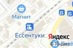 Схема проезда до компании Линейный ОВД в Ессентуках