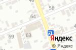 Схема проезда до компании Вита-Плюс в Ессентуках