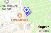 Схема проезда до компании ФОТОАТЕЛЬЕ ДОЛГОПОЛОВА Н.А. в Ессентуках