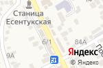 Схема проезда до компании У дяди Вани в Ессентукской