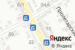 Схема проезда до компании Магазин ритуальных принадлежностей в Ессентукской