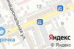 Схема проезда до компании Банкиръ в Ессентуках