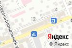 Схема проезда до компании Давидов в Ессентуках