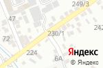 Схема проезда до компании ЭлектроБАЗАр в Ессентуках