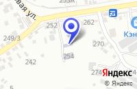 Схема проезда до компании ФОТОАТЕЛЬЕ ВЗГЛЯД в Ессентуках