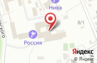 Схема проезда до компании Россия в Ессентуках