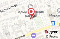 Схема проезда до компании Адвокатский кабинет Гончаровой Э.А. в Ессентукской