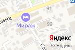 Схема проезда до компании Ростелеком, ПАО в Ессентукской