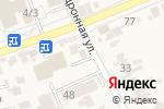 Схема проезда до компании Оптика в Ессентукской