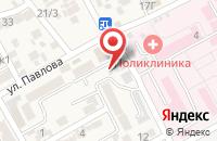 Схема проезда до компании Аптечный пункт в Ессентукской