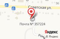 Схема проезда до компании Почтовое отделение в Орбельяновке