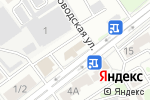 Схема проезда до компании Карабас в Ессентуках