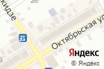 Схема проезда до компании Гиромания в Ессентуках