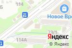 Схема проезда до компании Газпром межрегионгаз Ставрополь в Ессентуках