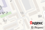 Схема проезда до компании Продуктовый магазин в Ессентукской