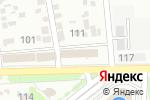 Схема проезда до компании Студия кресел в Ессентуках