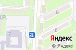 Схема проезда до компании Хлебторг в Ессентуках