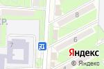 Схема проезда до компании Magia pizza в Ессентуках