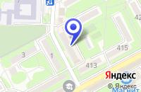 Схема проезда до компании УНИВЕРМАГ ТЕХНОРД в Ессентуках