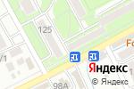 Схема проезда до компании Дар в Ессентуках