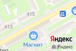 Схема проезда до компании Baby-Shik в Ессентуках