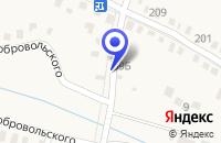 Схема проезда до компании ТД 1000 МЕЛОЧЕЙ в Ипатове