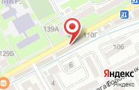 Схема проезда до компании Питомец в Ессентуках