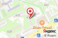 Схема проезда до компании Вина Прасковеи-1 в Ессентуках