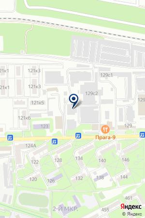 АПТЕКА ИНТЕРКЭР на карте Пятигорска