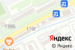 Схема проезда до компании Лада, АНО в Ессентуках