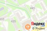Схема проезда до компании БИЗНЕС-ПРИОР в Ессентуках