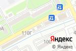 Схема проезда до компании Л.О.С.К в Ессентуках