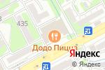 Схема проезда до компании ИСКРА в Ессентуках
