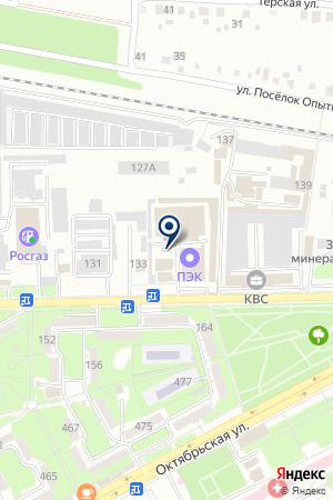АПТЕКА ФЛОРА-1 на карте Пятигорска