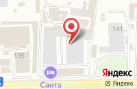 Схема проезда до компании Сервисная компания в Ессентуках