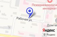 Схема проезда до компании АТОВСКИЙ ЛЕСХОЗ в Ипатове