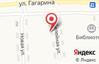 Схема проезда до компании Фельдшерско-акушерский пункт в Еруслановке