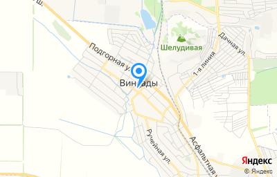 Местоположение на карте пункта техосмотра по адресу Ставропольский край, Предгорный р-н, с Винсады, ш Кисловодское, д 48