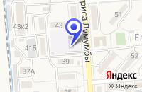 Схема проезда до компании ХИМЧИСТКА ЛОСК в Лермонтове