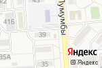 Схема проезда до компании Оазис в Лермонтове