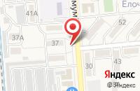 Схема проезда до компании Пятигорский хлебокомбинат в Лермонтове