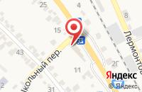 Схема проезда до компании Euro Pizza в Винсадах