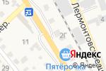 Схема проезда до компании УниверсаЛ в Винсадах