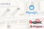 Схема проезда до компании Магазин полуфабрикатов в Лермонтове