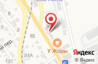 Схема проезда до компании Дольчевита в Винсадах