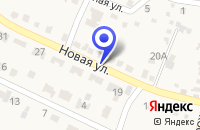 Схема проезда до компании ГСК ТУРИСТ в Ессентуках