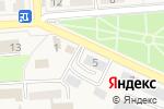 Схема проезда до компании Прогресс в Лермонтове